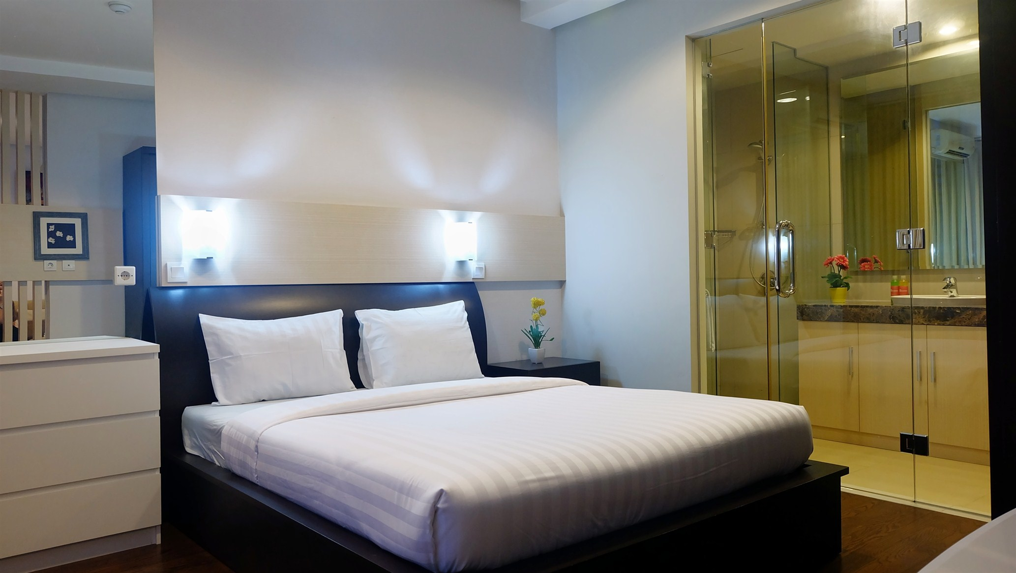 Best Place At Kemang Mansion Premium Apartment By Travelio